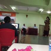 Greenhouse awareness Seminar at Vyara